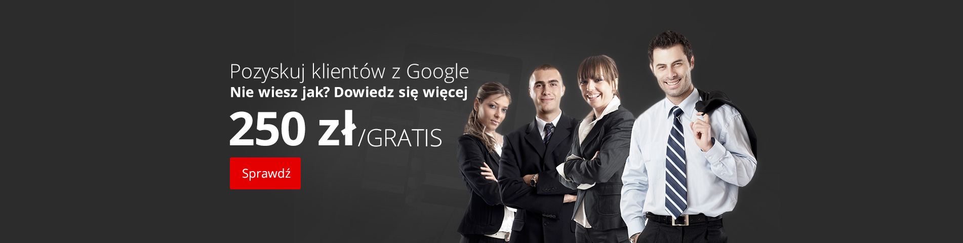 klikisite mobilna strona www adwords kampanie e-marketing